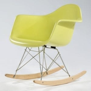 Mecedora Eames Rocking Chair RAR